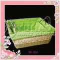 o mais novo 2012 promocional palha bebê cesta