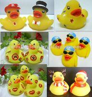Custom Floating Yellow Duck Toy