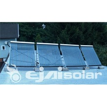 heat pipe solar panel(EN12975,Solar Keymark,SRCC,ISO,CE)