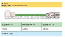 Kollmorgon Danaher servo cable Assembly( Encoder cable:DE-84972)