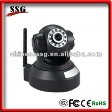 Night vision ip camera wifi with free IP camera manage software and free DNS