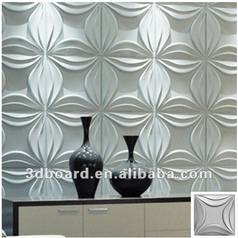 Interior Em Madeira Mdf Painel De Parede Bily Design Relevo