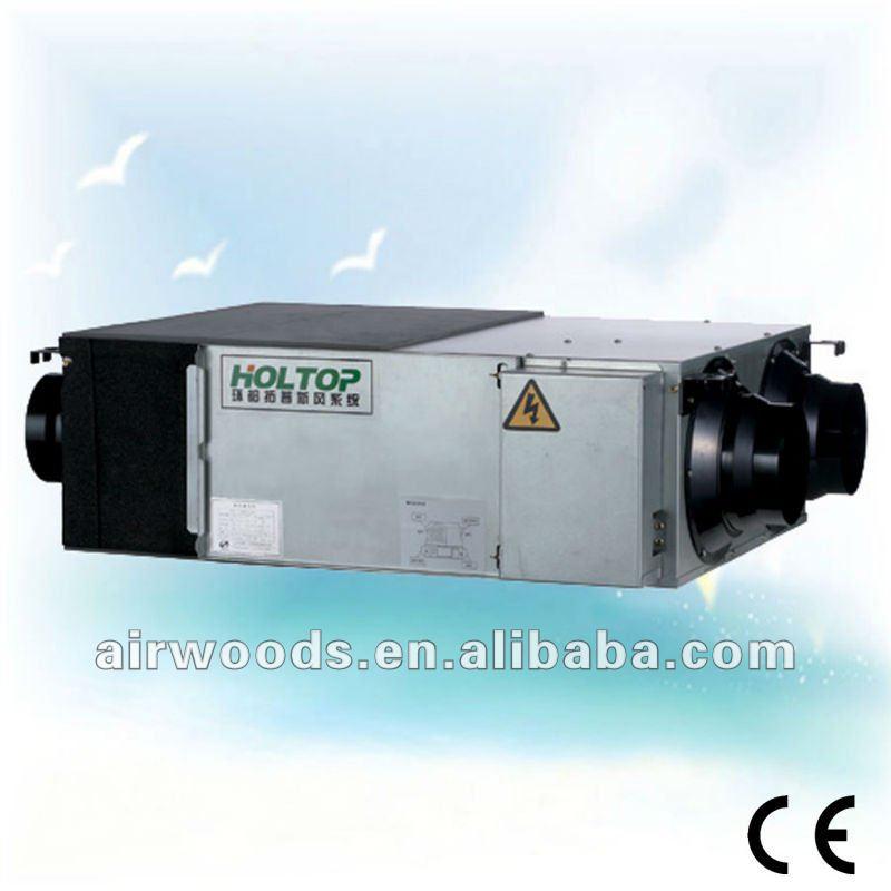 basement energy saving fresh air ventilation system view fresh air