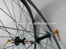New style!!!700C road bike 60mm carbon wheels tubular Bitex+basalt braking surface,1320g+/-30g