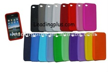 finger circle silicon case for iPhone 4G