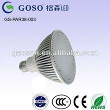 Silver par 38 led GS-PAR38-003