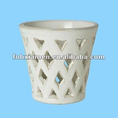 Orchid Pots Ceramic White Custom White Ceramic Orchid