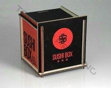 Creative Food Box Packaging,Corrugated Sushi Paper Box