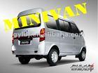 diesel minivan