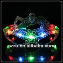 2012 flashing party LED sunglasses with logo