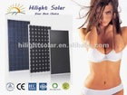 china poly solar panel 250W with Yingli cells for india market with TUV/CEC/IEC/CE