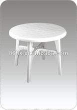 HX-001plastic round table