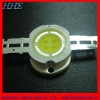 high power yellow 5w led with lens---Professional Manufacture