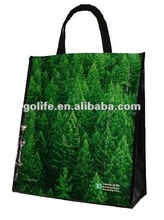 2012 hot sale pp woven shopping tote bags,new designed pp woven handbags,pp woven promotional bags