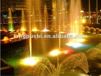 Stainless steel underwater lights Led Fountain Ring Light