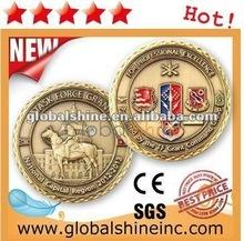 high quality go public anniversary souvenir coins