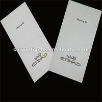 top open laminated paper bag
