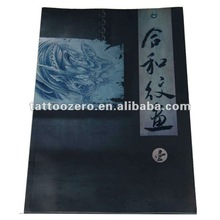 2012 hot sale TB-107 Fish tattoo book , fast delivery,top quality