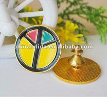 Enamel lapel pin / car logo badge pin