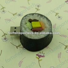 Japan sushi shape USB flash memory