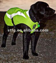 D-Fa moon-walker high visibility dog jacket