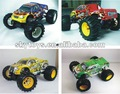 rc 4wd monstruo rally extra 300 cami&oacute;n monstruo nitro del rc hobby controlado a distancia de coche de rc camiones para la venta