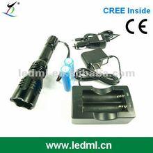 cree xml t6 5-mode led flashlight