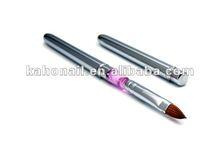Yiwu suppliers to provide all kinds nail art,cosmetics acrylic brush acrylic desktop organizer