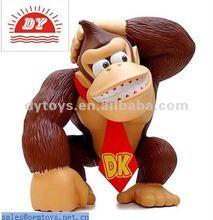 24cm super mario donkey kong vinyl action figure