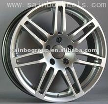 alloy/chrome car rims ,racing car wheel F-1002