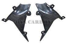 Carbon Fiber Side Panels for Honda CBR600RR 07-08