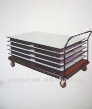 Table trolley, table cart, table car (YS303)