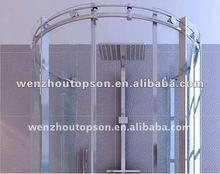 10mm frameless shower screen