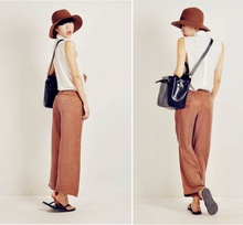 2012 Western style casual pant