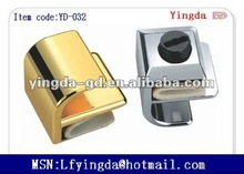 YD-032 High quality GB zinc alloy glass door knob and handles factory