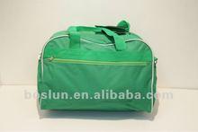 Green environmental protection new fashion Duffle /Travel bag
