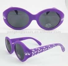 2012 Fashion kids sunglass With Acrylic Lens (CE EN1836, ANSI Z80.3 )