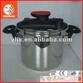 la inducción de acero inoxidable olla de presión pulido olla a presión