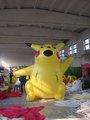 2012 venta calienteinflable publicidad pikachu