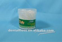 200 pcs plastic dental toothpick