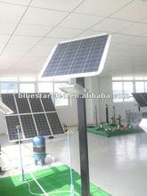 PAD style 3M solar led garden light