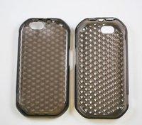 cellphone tpu diomand case for motorola I867