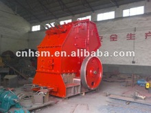 China HSM 2012 New Products Metal Scrap Crushing Machine Supplier