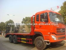 NEW 6x4 top design dongfeng flat bed truck