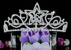 Sweet 16 Crystal Star Quinceanera Tiara CT1558