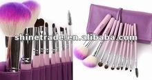 Fashion make up brush kit ST7302
