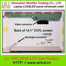 SXGA 14.1 1400x1050 LTN141P2-L01 laptop screen lcd