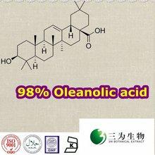 98% Oleanolic acid from natural Ligustrum Lucidum Extract powder