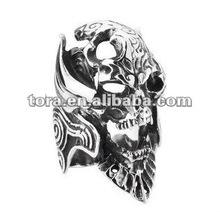 Punk skull ring 2012