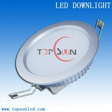 2012 Newest design 10W led ceiling lamp AC85-265V (Dimmable)